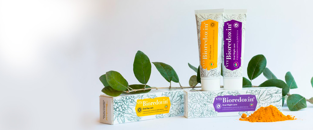 VTX Bioredoxin, il dentifricio che incentiva le tue abitudini più sane e migliora il tuo stile di vita.